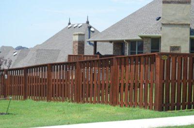 Fence Staining Nashville