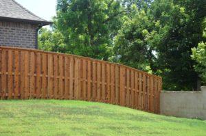 Murfreesboro Fence Staining