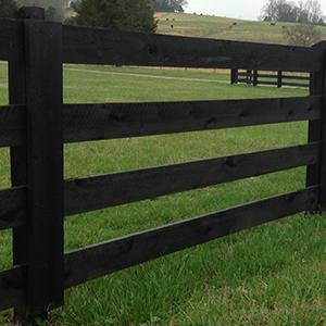 Fence Painting Nashville